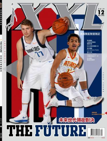XXL 美國職籃聯盟雜誌-2019-12月號