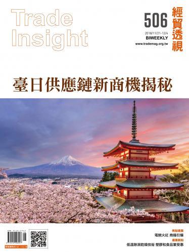 《經貿透視》雙周刊506期