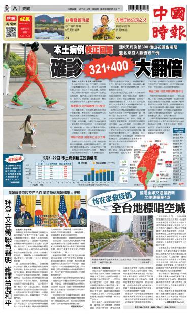 0523中國時報精華版