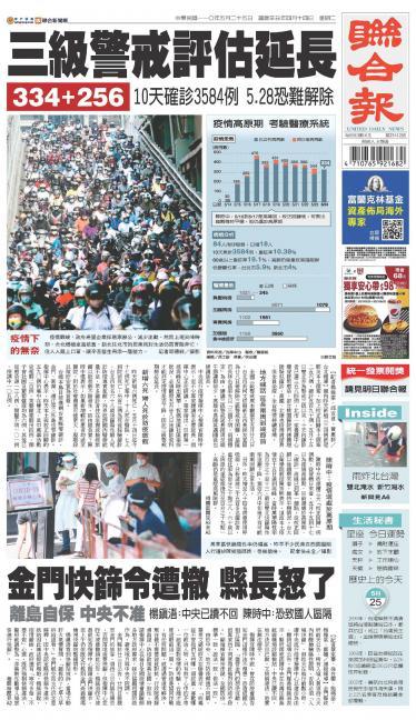 0525中國時報精華版